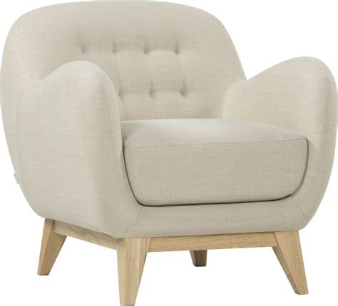fauteuil habitat fauteuil en tissu balthasar ventes pas cher