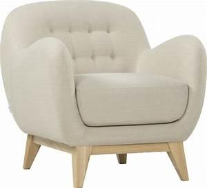 Design Fauteuil Pas Cher : fauteuil habitat fauteuil en tissu balthasar ventes pas ~ Teatrodelosmanantiales.com Idées de Décoration