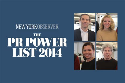 New York's Top 50 Public Relations Agencies Observer