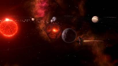 Stellaris Synthetic Dawn Pc Artwork Screenshots Cubed3