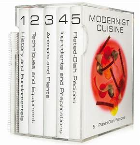 Modernist Cuisine 1
