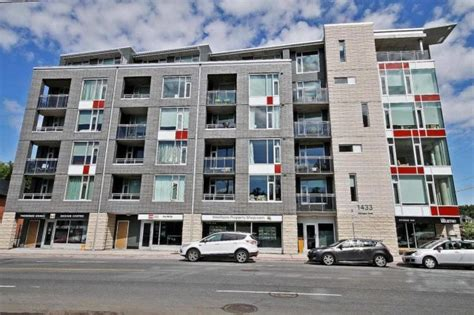 Ottawa Downtown One Bedroom Apartment For Rent