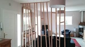 Faire Une Cloison De Separation : prix d 39 une cloison amovible co t moyen tarif de pose ~ Melissatoandfro.com Idées de Décoration