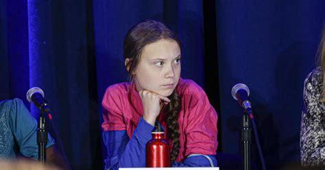 greta thunberg asks world leaders