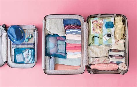 trucos  hacer la maleta perfecta  las vacaciones