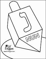Coloring Hanukkah Pages Nun Crafts Jewish Dreidel Hannukah Decorations Preschool Please Fingers Lil Pinned Chanukah Activities Pediastaff Therapy Template Coloringpages101 sketch template