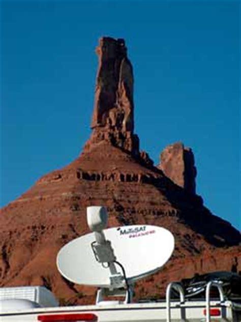 rv satellite internet   works   choose