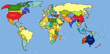 World Map Wallpaper HD   Wallpapers, Backgrounds, Images ...