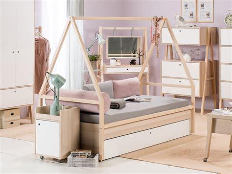 chambres pour enfants cabane enfant chambre cabane by lit mihauteur