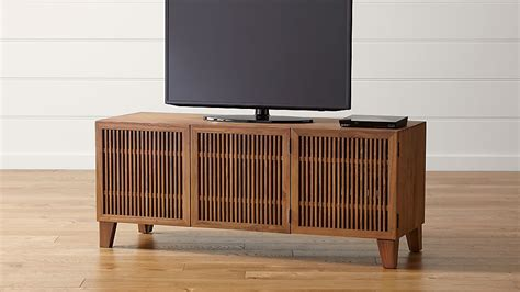 "Marin Natural 58"" Media Console + Reviews 