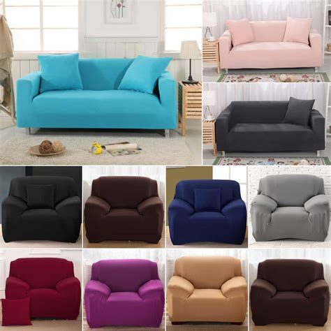 settee cover 1 2 3 seater stretch sofa cover lounge recliner