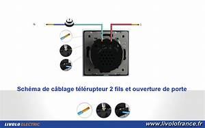 Cablage Bouton Poussoir : sch ma de c blage interrupteurs tactile interrupteur tactile ~ Nature-et-papiers.com Idées de Décoration