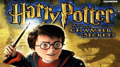 Harry Potter And The Chamber Of Secrets Full Game Movie