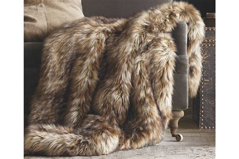 restoration hardware faux fur snuggle up for winter faux fur gets more realistic the 4791