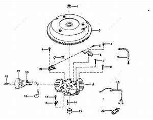 chrysler 45 1978 magneto parts catalog With diagram of 1978 dt2c suzuki marine outboard starter diagram and parts
