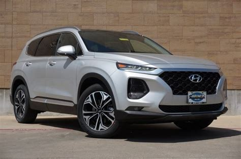 Hyundai Mckinney by Compare The Hyundai Santa Fe To Other Suvs Huffines
