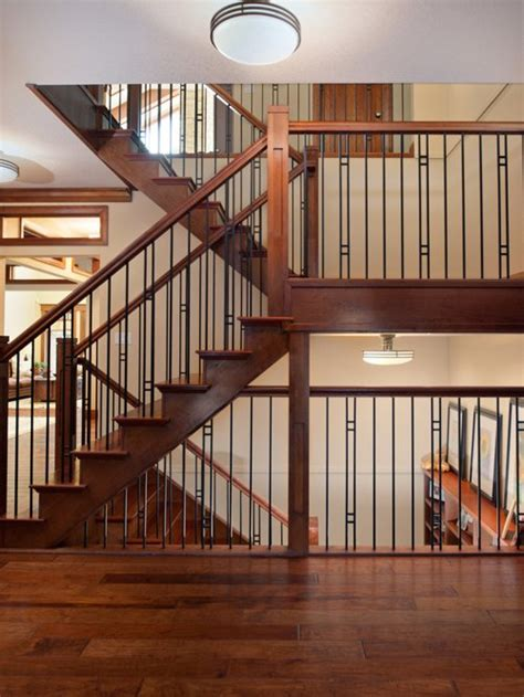 Stair Banister Pictures by Stair Railing Home Design Ideas Pictures Remodel And Decor