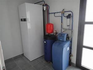 Chauffage Pompe A Chaleur : installation d 39 une pompe chaleur viessmann air eau ~ Premium-room.com Idées de Décoration
