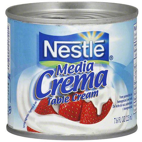 Nestle Media Crema Table Cream, 7.6 oz (Pack of 24)   Walmart.com