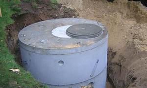 Fosse Septique Beton Ancienne : cuve de r cup ration d 39 eau enterr e forum pr voyance ~ Premium-room.com Idées de Décoration