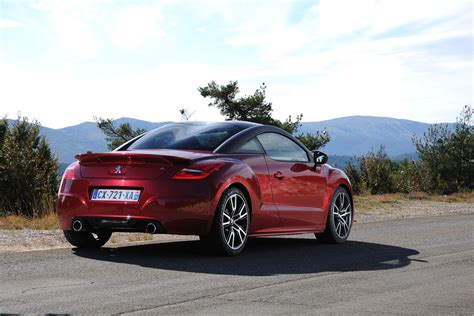 Peugeot Coupe 2019 by 2018 Peugeot Rcz Coupe Car Photos Catalog 2019