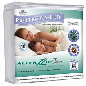 allerzip waterproof bed bug proof zippered bedding With bed bug encasement reviews