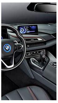 BMW i8 Coupe (2014-2020) interior & comfort | DrivingElectric