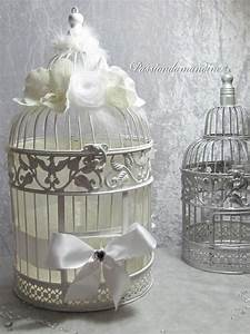 Cage Oiseaux Decorative Pour Mariage