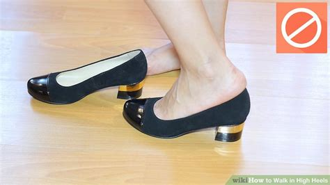The Easiest Way To Walk In High Heels
