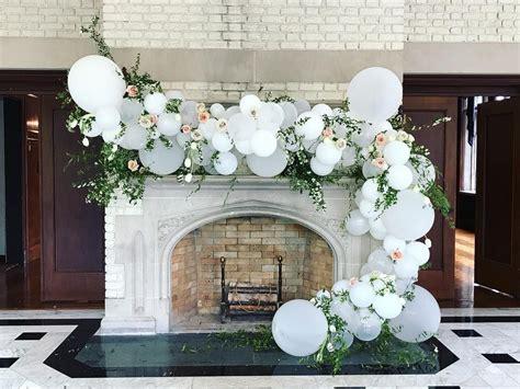 unique balloon wedding decor ideas  rock chicwedd