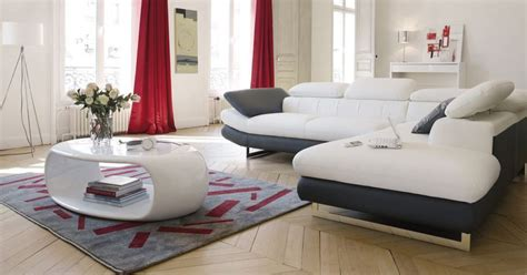acheter canape salon solution de conforama