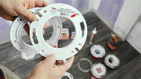Closet Flange Spacer by Tips For Fixing A Leaking Toilet Bowl Home Repair Tutor