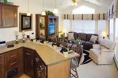 models of kitchen cabinets cabin photos rv park model homes bunkhouse 7572