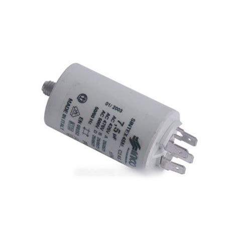 condensateur de demarrage pour seche linge r 233 f