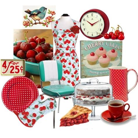 Best 25+ Cherry Kitchen Decor Ideas On Pinterest  Kitchen