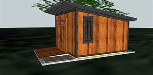 Fabitecture, Modern, Shed, Design, And, Finishing, Room