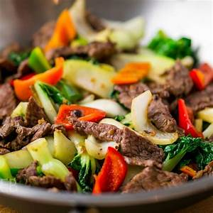 Steak And Veggies Stir Fry  U2014 Paleo  Gaps  Keto Variation