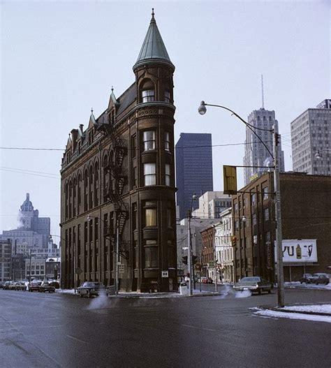 Gooderham Building Toronto Historic Toronto