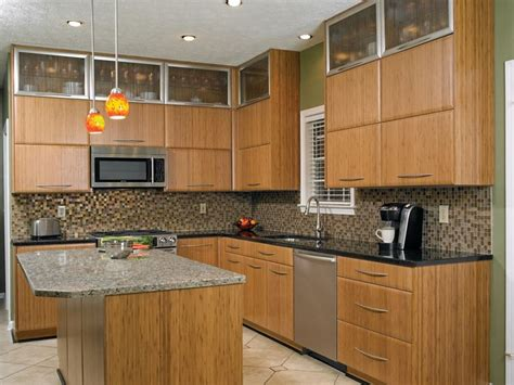 bamboo kitchen cabinets cost 56 best mid century modern kitchen images on 4300