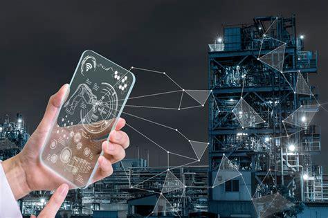 la tecnologia blockchain en la industria  casos