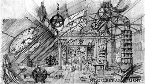 Inside The Production Design Of 'hugo'