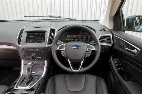 ford edge review  autocar