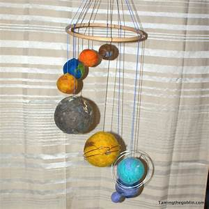 3d Solar System Project Ideas For Kids Solar system ...