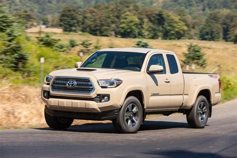 2016 Toyota Tacoma Price Jumps To ,200