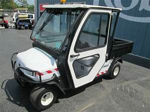 2010 Cushman Commander Gas - Used Taylor Dunn