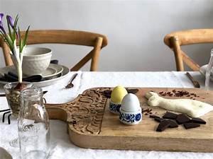 Faire Une Belle Table Pour Recevoir : une table pour le brunch de p ques simple et naturelle ~ Melissatoandfro.com Idées de Décoration