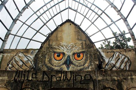 arte obras urbano callejero bali wd indonesia cautivaron este