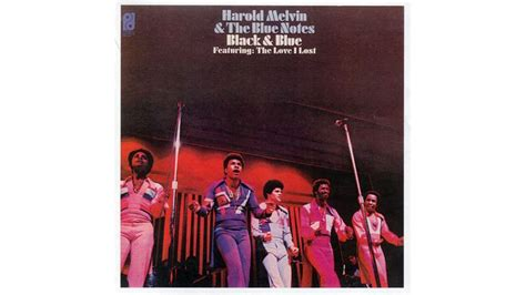 Harold Melvin And The Bluenotes, 'black And Blue'