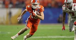 Nfl Draft Profile  Wide Receiver Hunter Renfrow Of Clemson