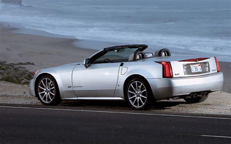 2006 Cadillac Xlr-v & 2007 Mercedes Sl550